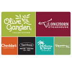LONGHORN STEAKHOUSE<sup>®</sup> $25 Gift Card